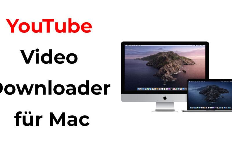 YouTube Video Downloader für Mac