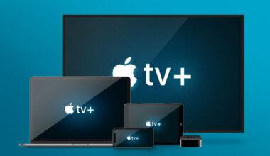 Apple Tv Plus-Dienst