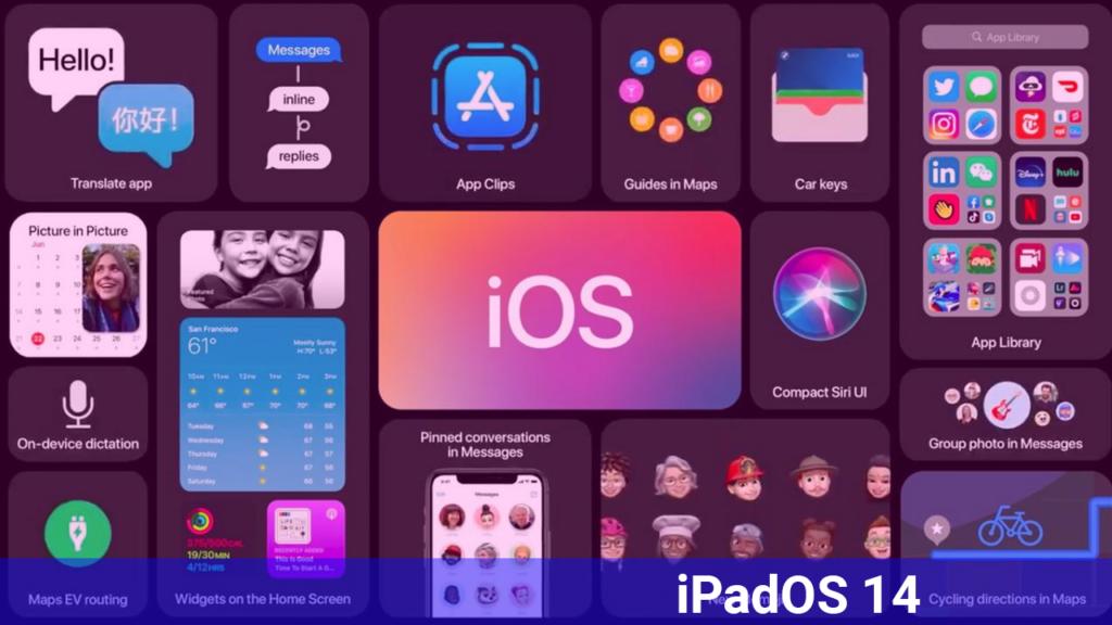 installieren die iOS 14 und iPadOS 14