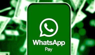 Sie Geld über WhatsApp Payments
