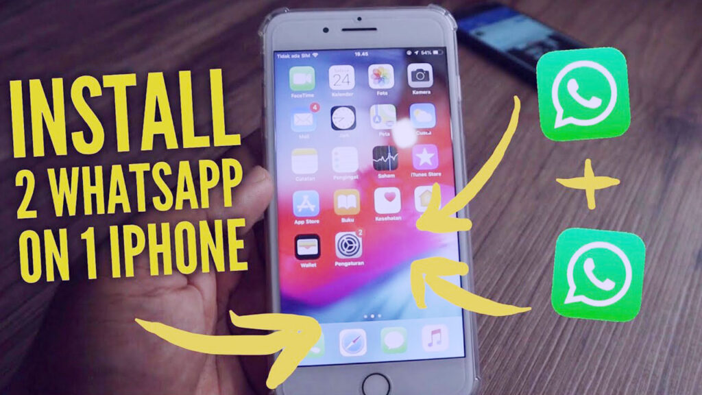 So installieren Sie 2 WhatsApp auf dem iPhone