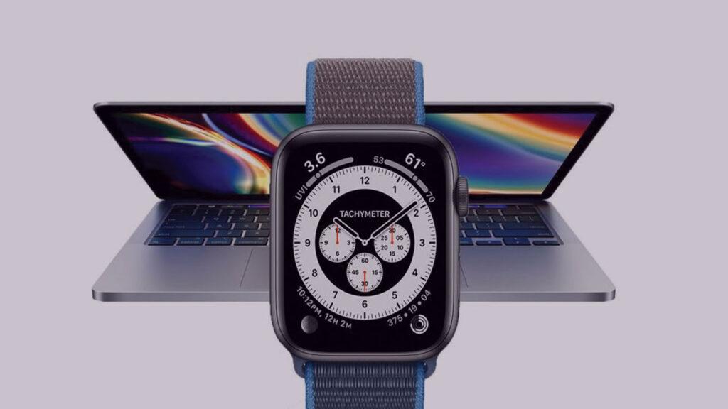 Automatische Entsperrung eines Mac mit einer Apple Watch