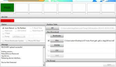 Herunterladen und Installieren von Odin für MacOS