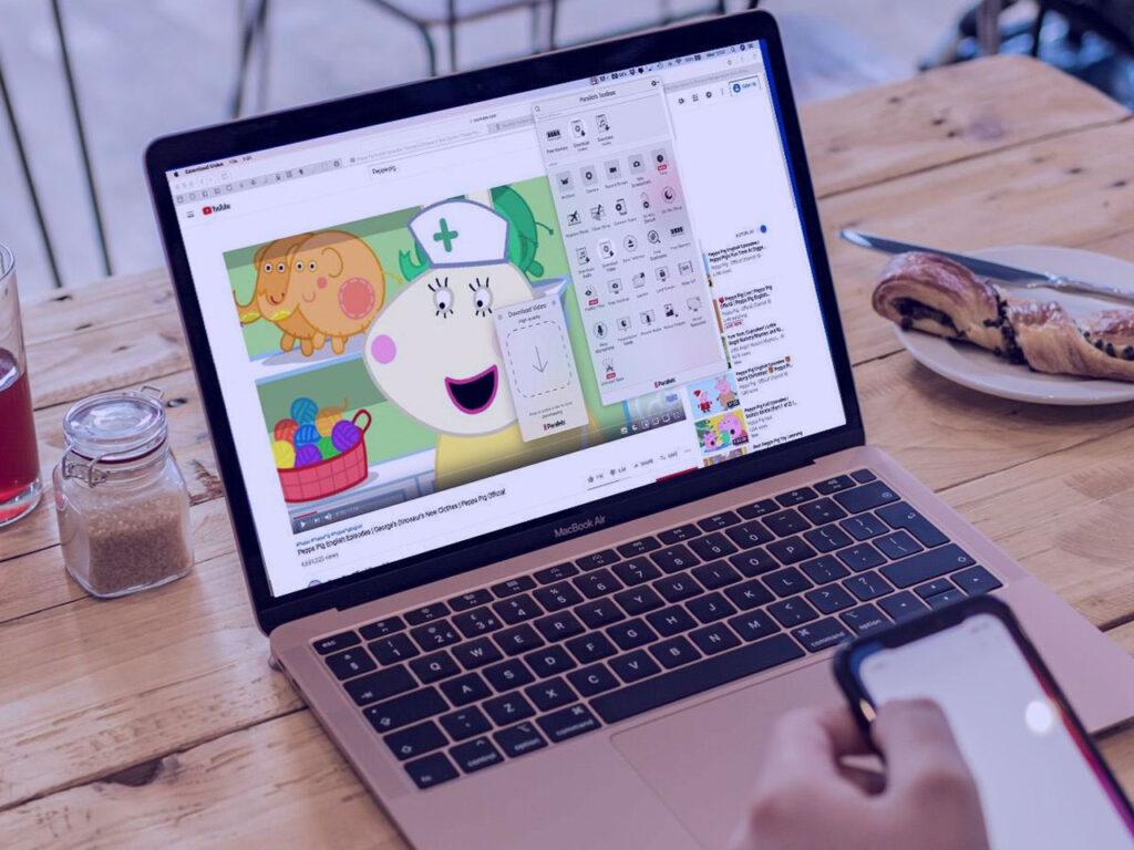 Sie YouTube-Videos auf den Mac herunter