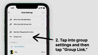 So übertragen Sie WhatsApp-Chats an Signal Messenger
