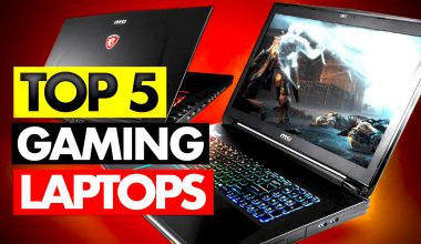 5 besten Gaming Laptops