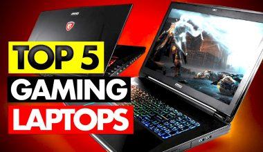 5 besten Gaming Laptops
