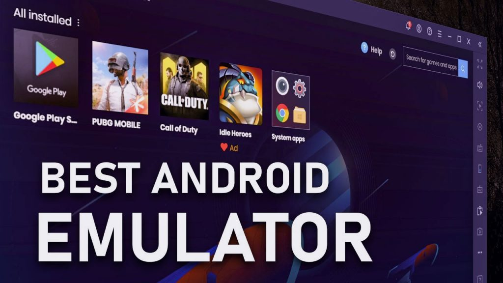 Beste 10 Android Emulator