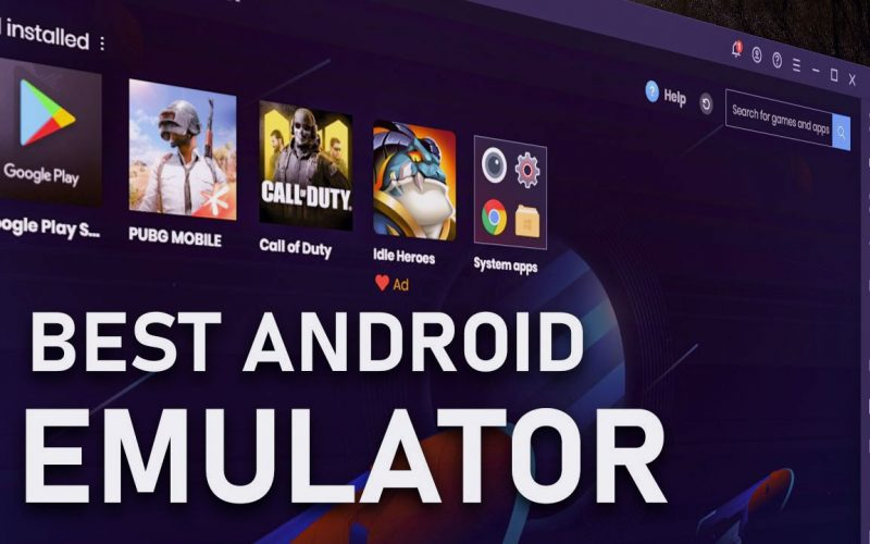 Beste 10 Android Emulator
