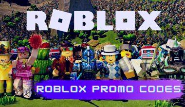 Free Roblox Promo Codes