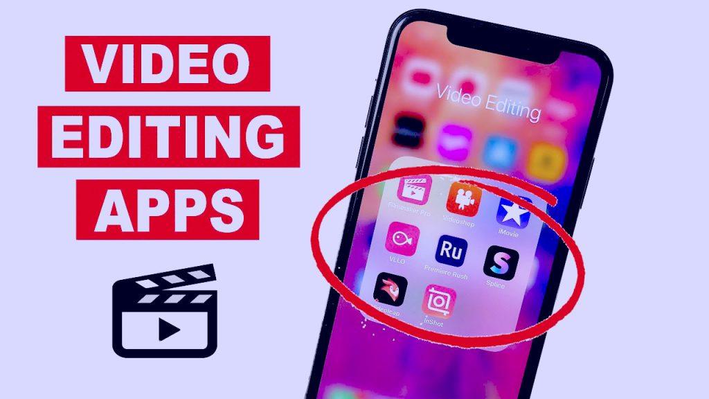 Video Editing Apps für iPhone