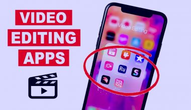 Video Editing Apps für iPhone