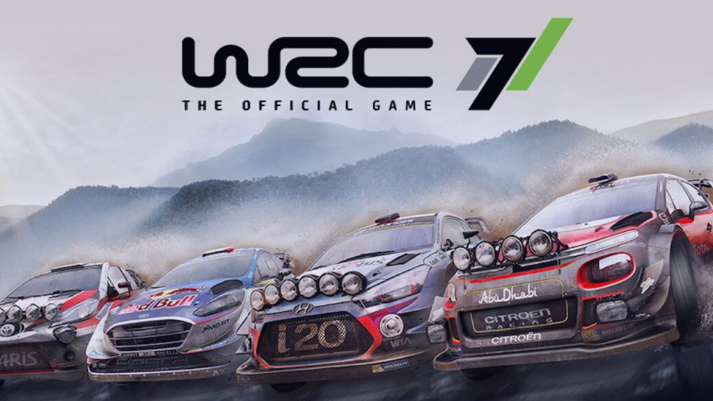 WRC-7-for-ps4
