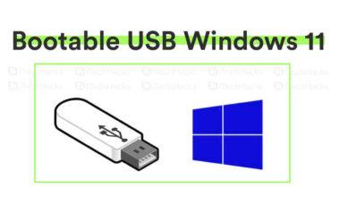bootable USB for Windows 11