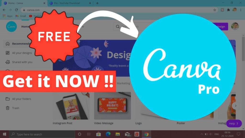 Canva Pro Premium